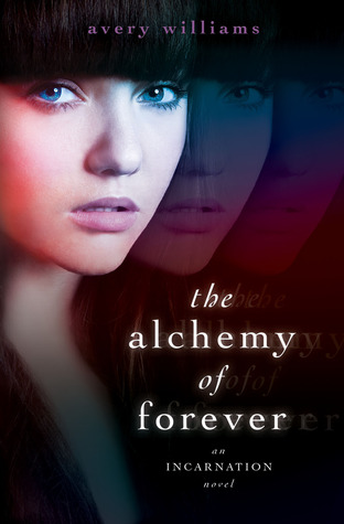 alchemy of forever by avery williams book cover