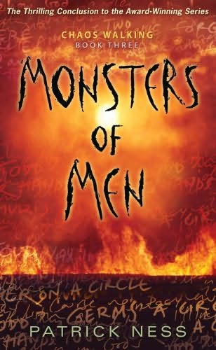 Monsters of Men - Patrick Ness (cover)