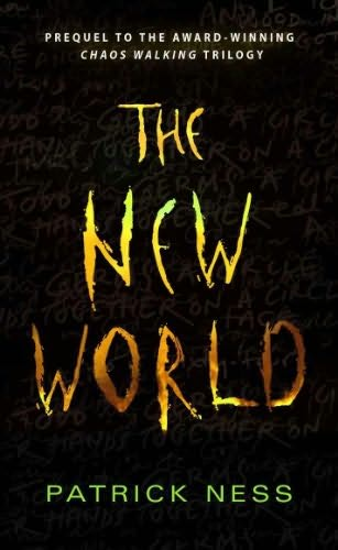 New World by Patrick Ness cover