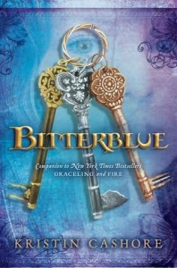 Bitterblue, by Kristin Cashore