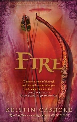 Fire – Kristin Cashore (7 Kingdoms #2)