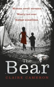 the bear by claire cameron