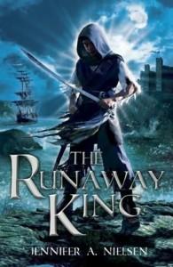 runaway king by Jennifer A. Nielsen