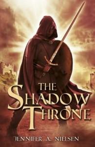 shadow throne by Jennifer A. Nielsen